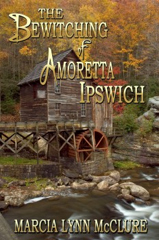 The Bewitching of Amoretta Ipswich - Western Historical Romance