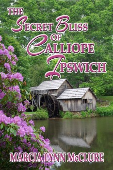 The Secret Bliss of Calliope Ipswich - Western Historical Romance