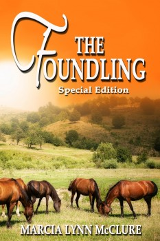 The Foundling - Special Edition -  Western Historical Romance
