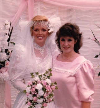 Marcia and Sandy 1988